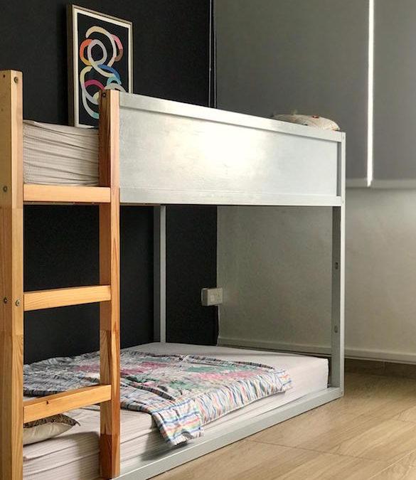 Siblings Sharing Bedroom: A Shared Bedroom For Siblings